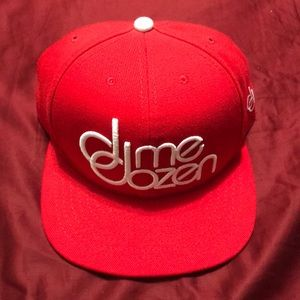 Other - Dime A Dozen snapback - red